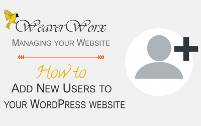 How to Add New Users to Your WordPress Website