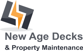 New Age Decks & Property Maintenance Logo